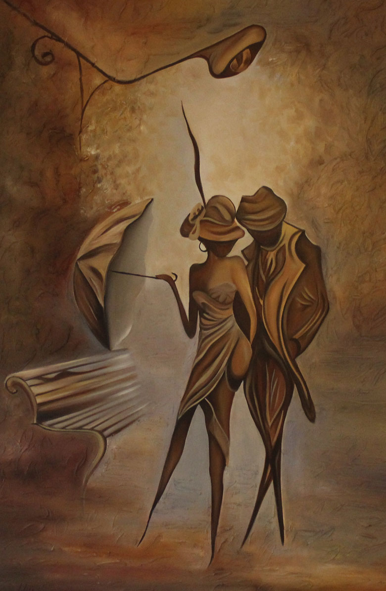 ُبک مدرن نقاشی