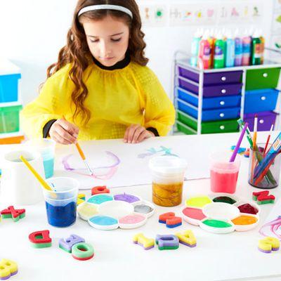 نقاشی کودکان