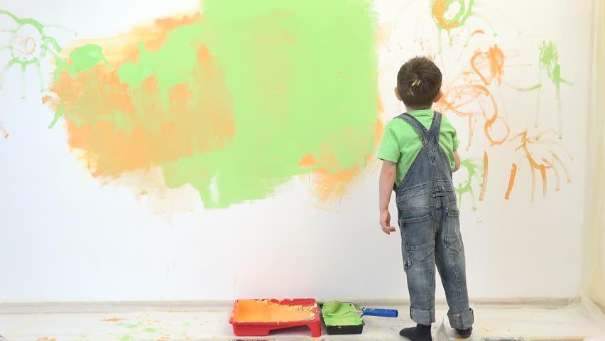 فواید نقاشی کودکان